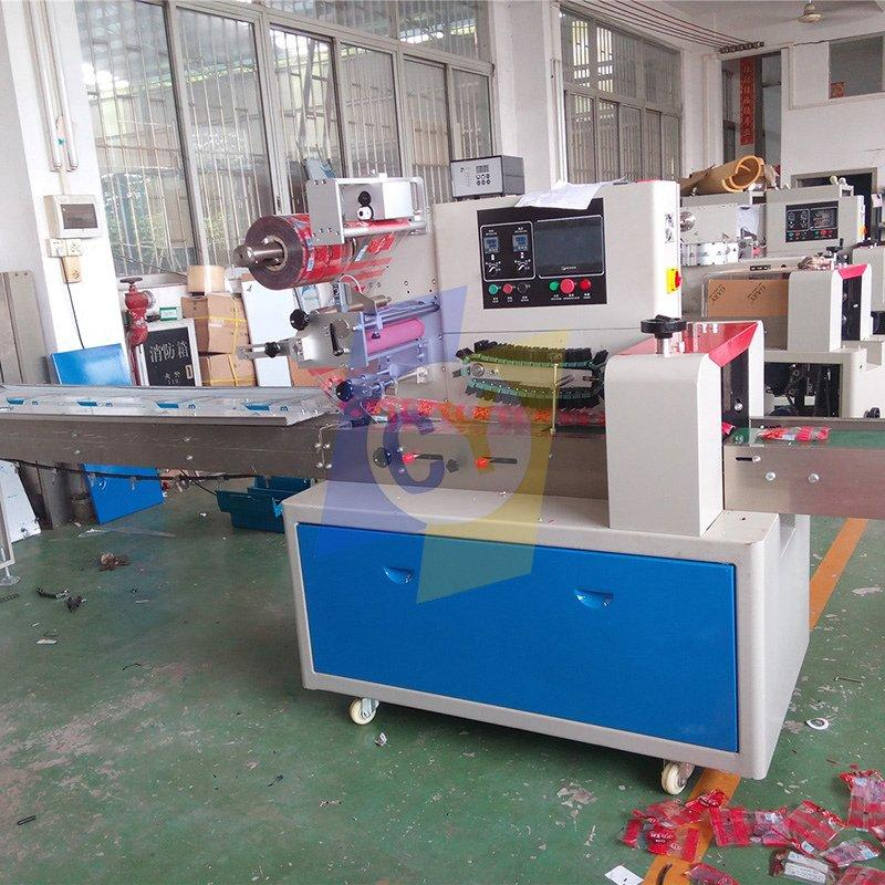 CY-350B 350D Rotary Pillow Packing Machine