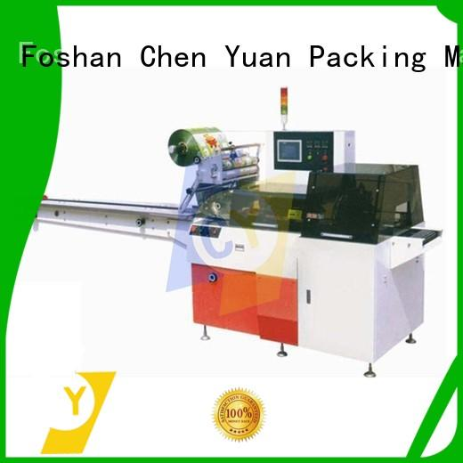 Hot cy600w pillow pack packaging packing machine ChenYuan Brand