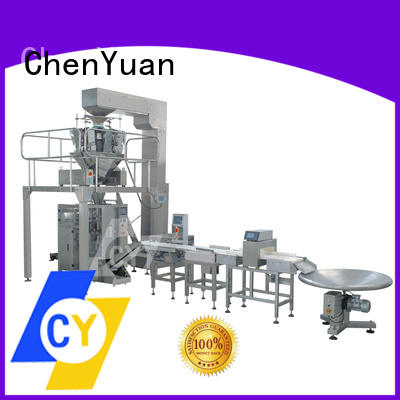ChenYuan multi function vffs packaging on sale for sealing