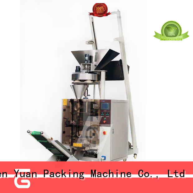 weigher vertical packing machine series for counting ChenYuan