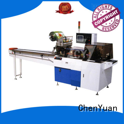 flow pack machine price pillow for pies ChenYuan
