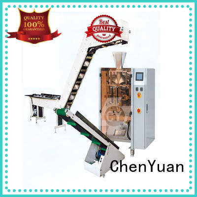 ChenYuan precise vertical filling machine multihead for cutting