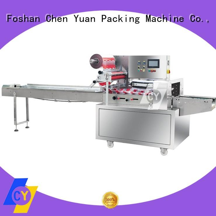 ChenYuan newly wrapping machine manufacturer for vegetables