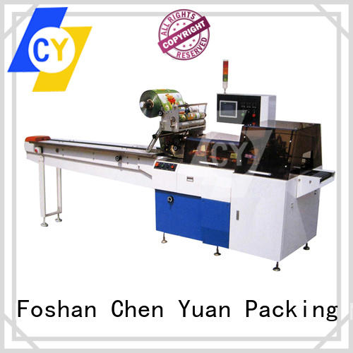 cy450w pillow packaging packing for biscuits ChenYuan
