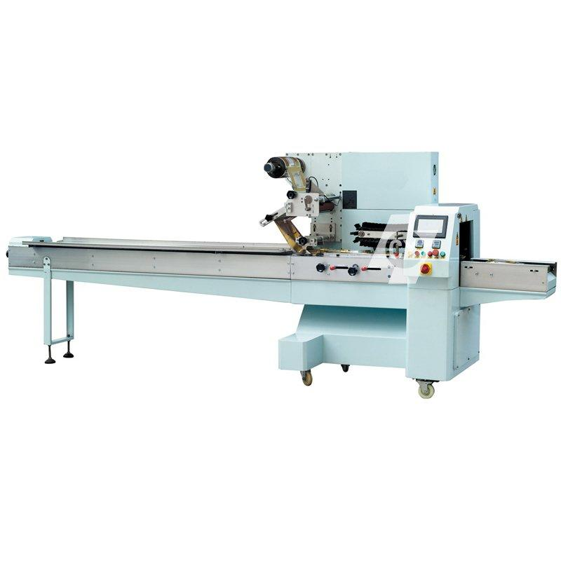 CY-450 Newly type rotary multi-function pillow packing machine