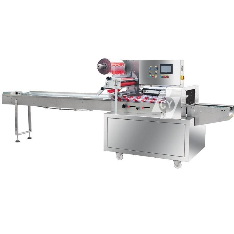CY-450D 600D Rotary pillow packing machine