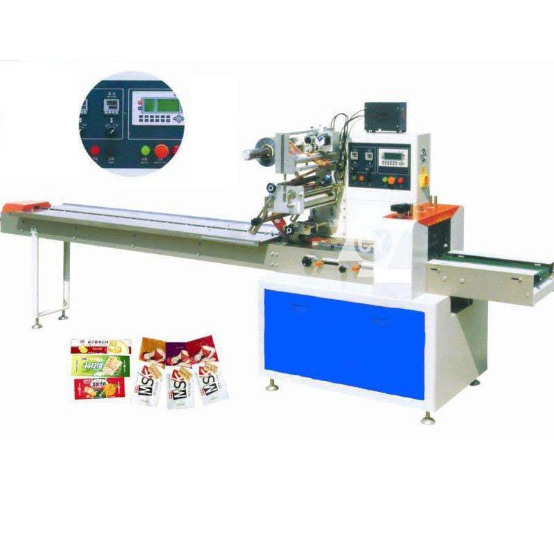 Chocolate/Bread/Biscuit/Cake/Plug/Switch/Wall switch flow packing machine CY-320B 320D