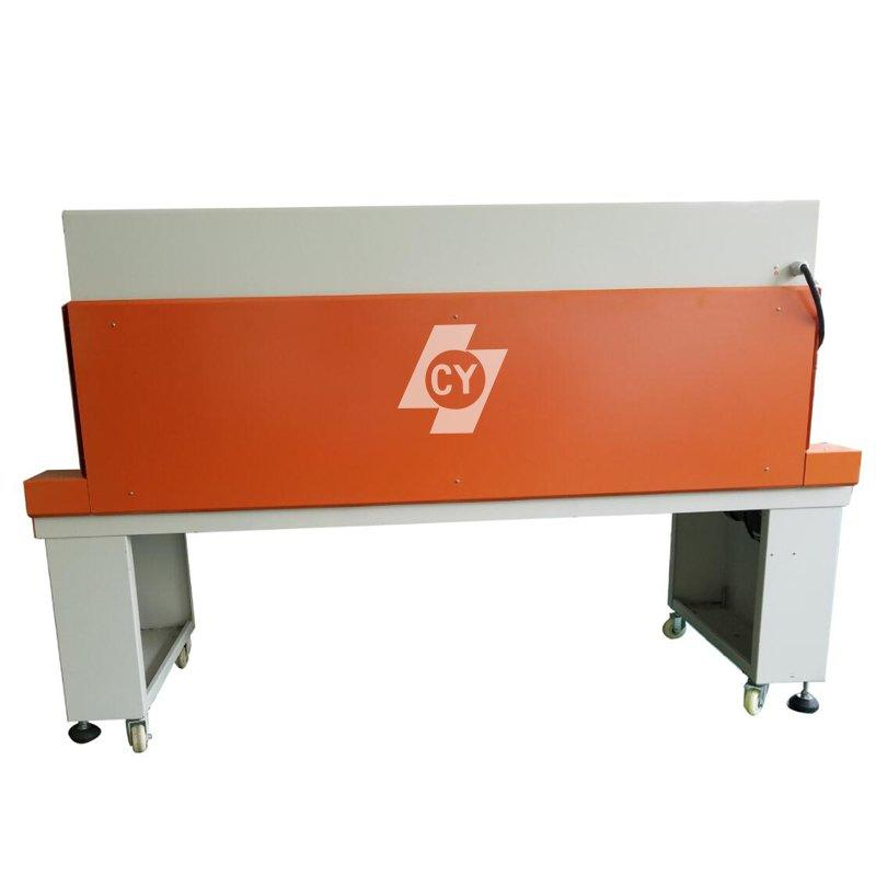 CY-350 Door panel/Wooden panel/Plug/Switch/Cosmetic/Hardware/Daily commodity heating Shrink film automatic wrapping machine