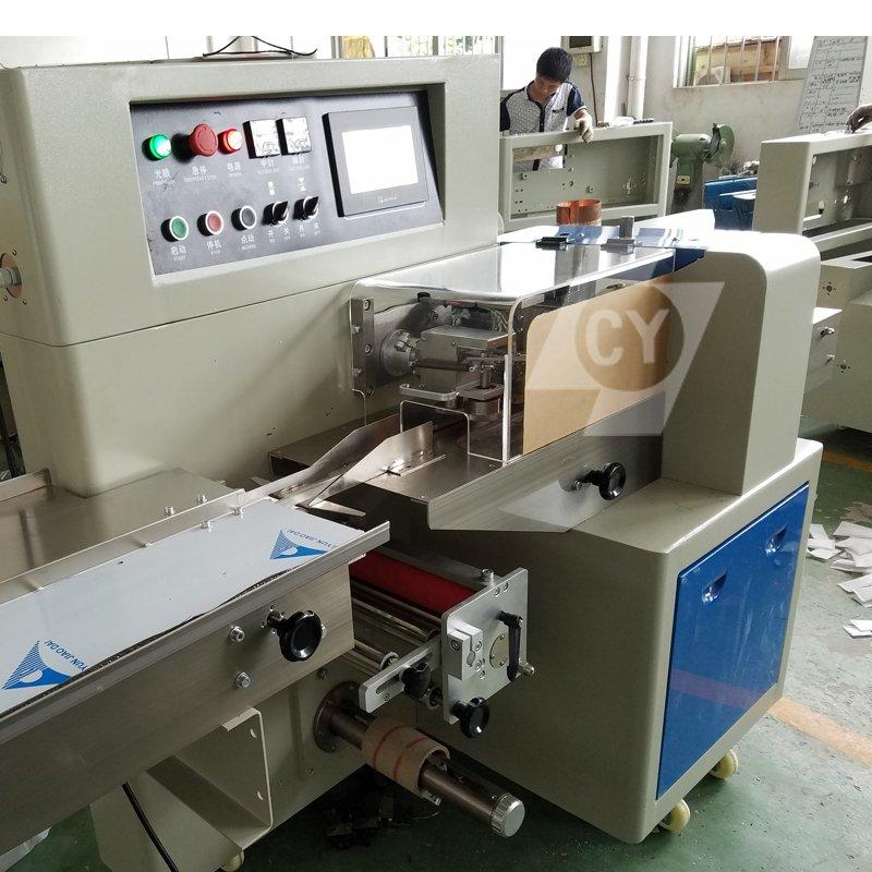 Down paper pillow packing machine CY-250X 350X