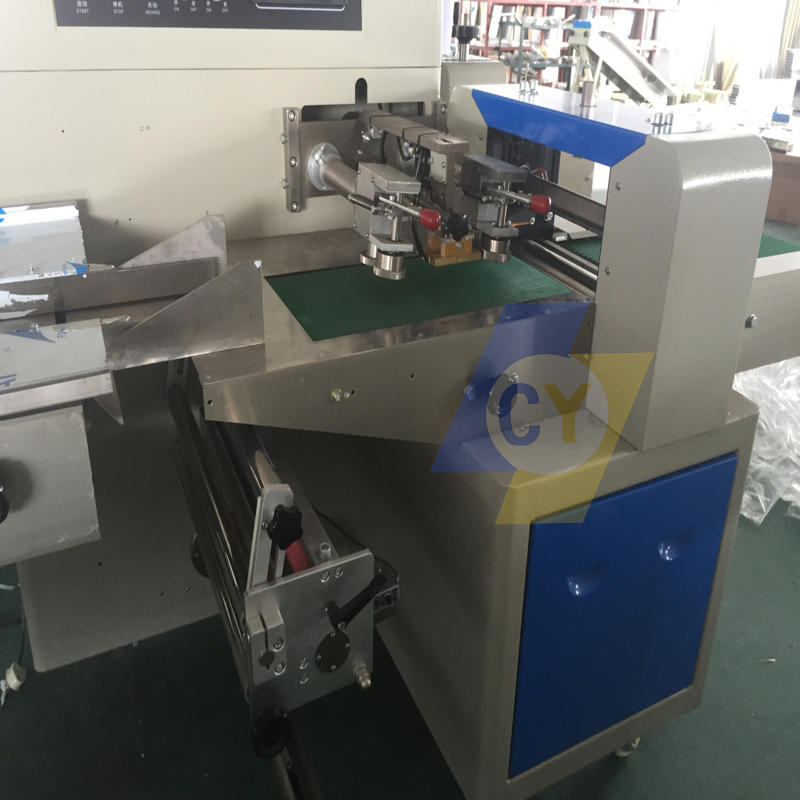 Mosquito incense/Noodles/Towels horizontal flow packing machine CY-500X CY-600X