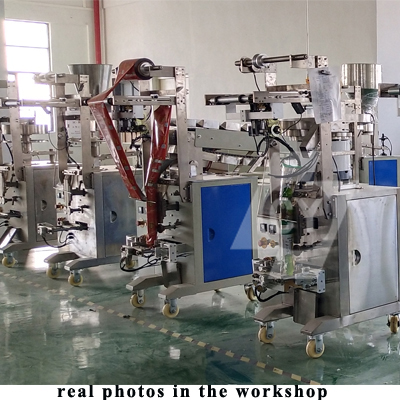 ChenYuan multi function form fill and seal machine on sale for measuring-5