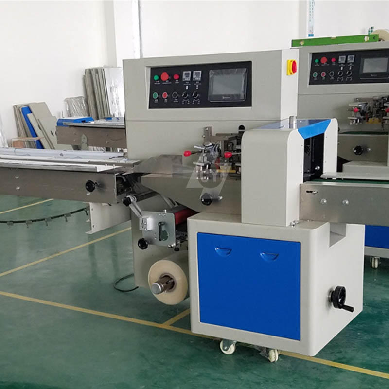 Slipper etc daily commodity packing machine