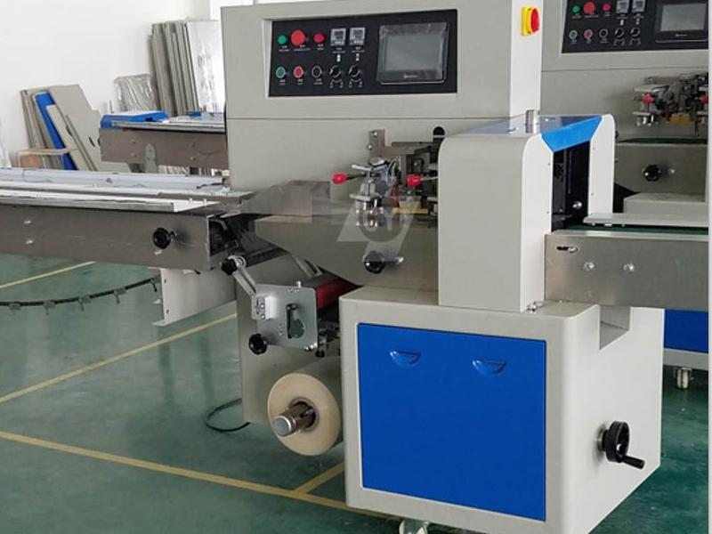 Air Freshener Paper Card Packing Machine With Perfume Filling Device