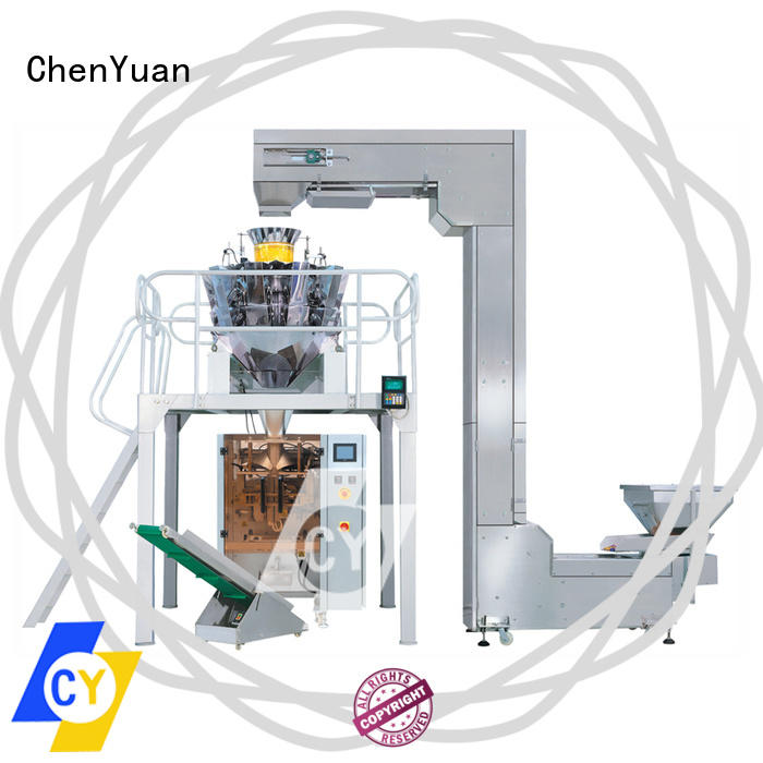 multi function form fill seal machine cup series for measuring