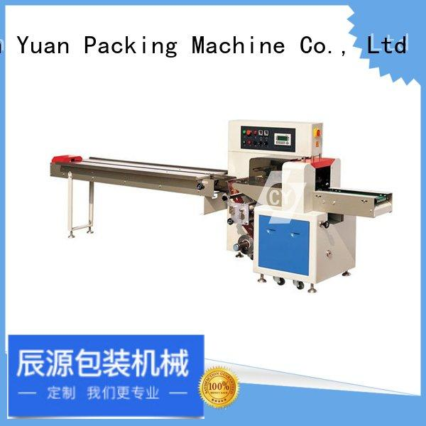 Wholesale cy320b flow wrapper for sale ChenYuan Brand