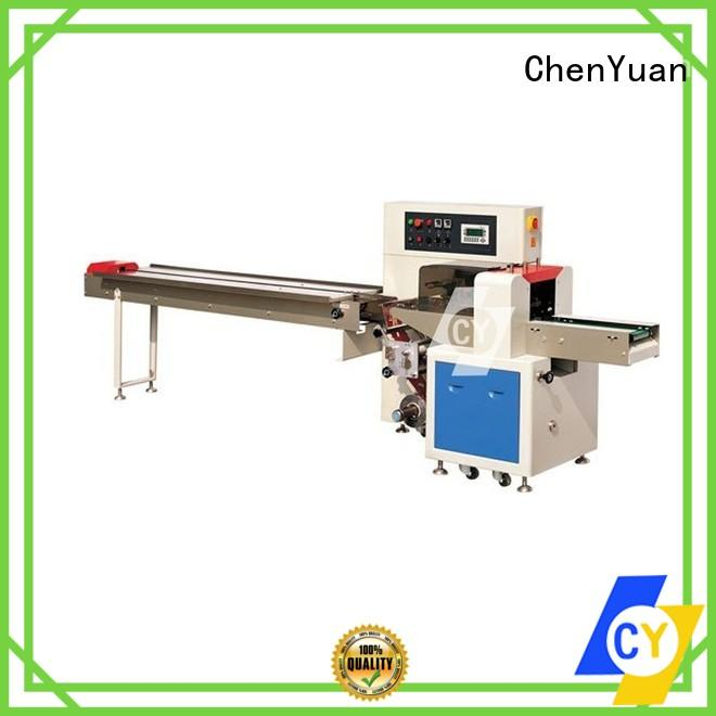 ChenYuan best horizontal packaging machine series for fruits