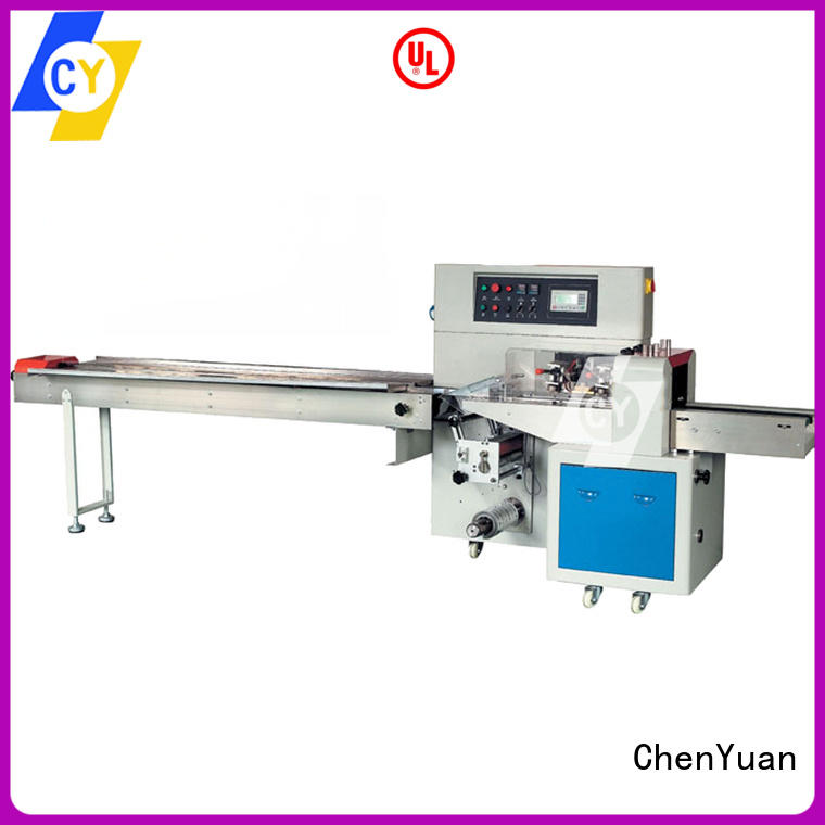 professional flow wrap machine 350d manufacturer for fruits