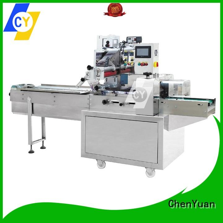 ChenYuan high quality stainless steel scrubber packing machine cy600x for gloves