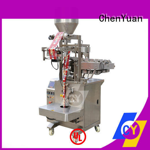 ChenYuan dc4230f vertical form fill seal machine series for counting