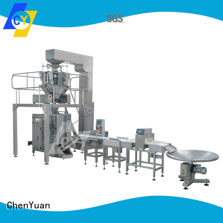 ChenYuan multi function vertical form fill seal series for counting