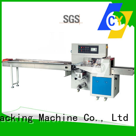 ChenYuan high quality chocolate bar packing machine online for gloves