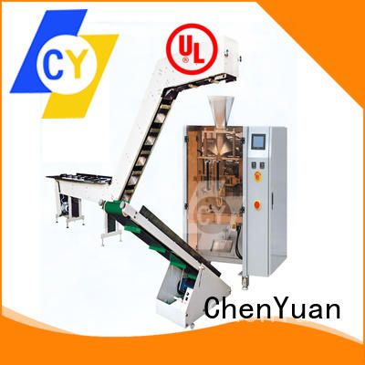 ChenYuan screw vertical form fill and seal machines manufacturer for measuring