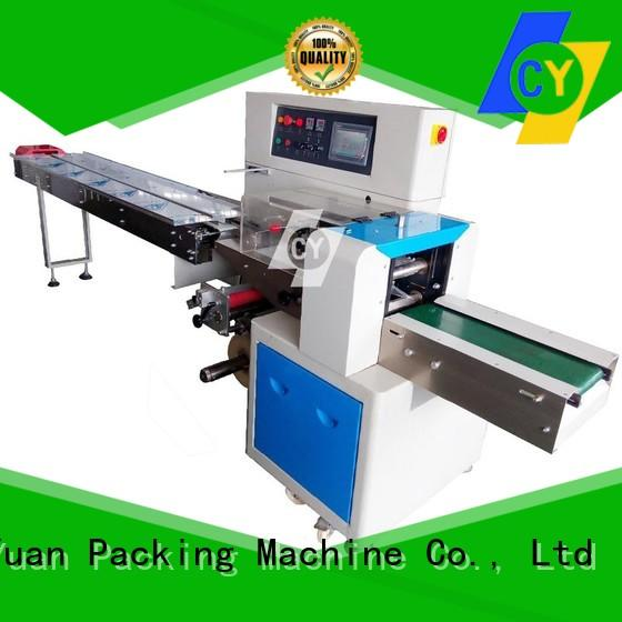 paper plastic packaging machine cy500x for vegetables ChenYuan