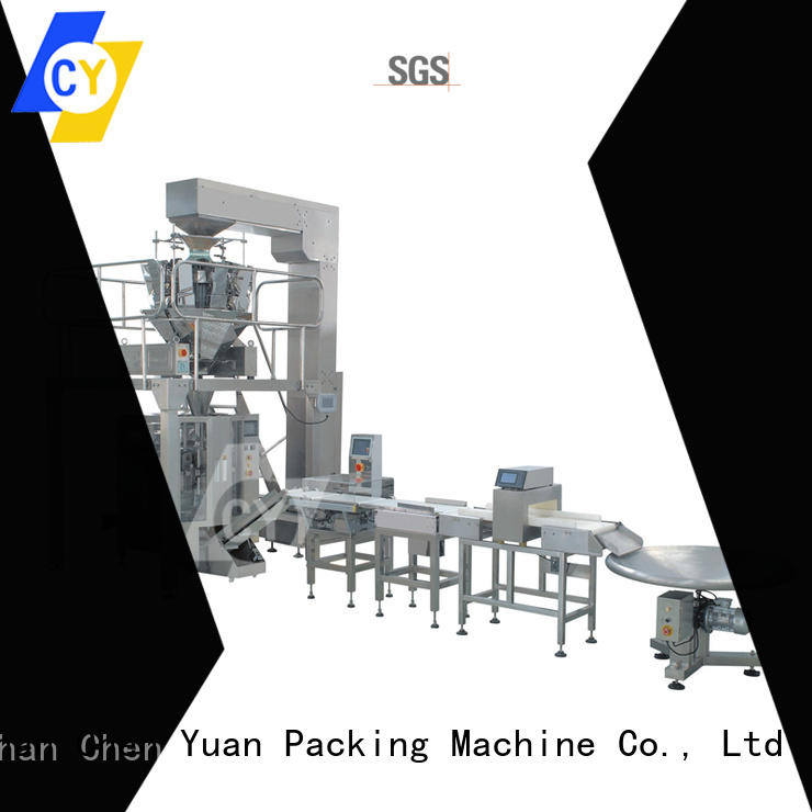 ChenYuan multi function filling and sealing machine dlp320a for counting