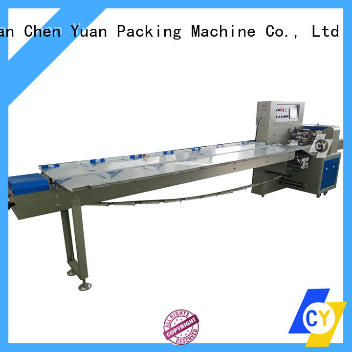 ChenYuan fully flow wrap packaging manufacturer for tortillas