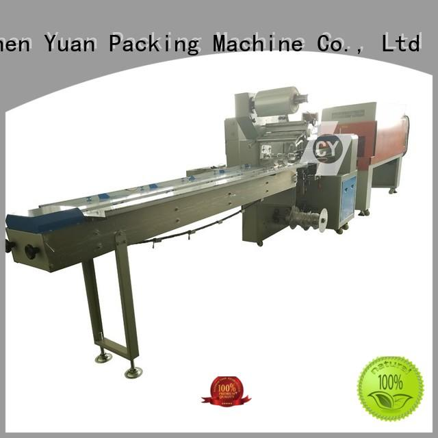 Quality ChenYuan Brand Shrinkable shrink shrink packing machine
