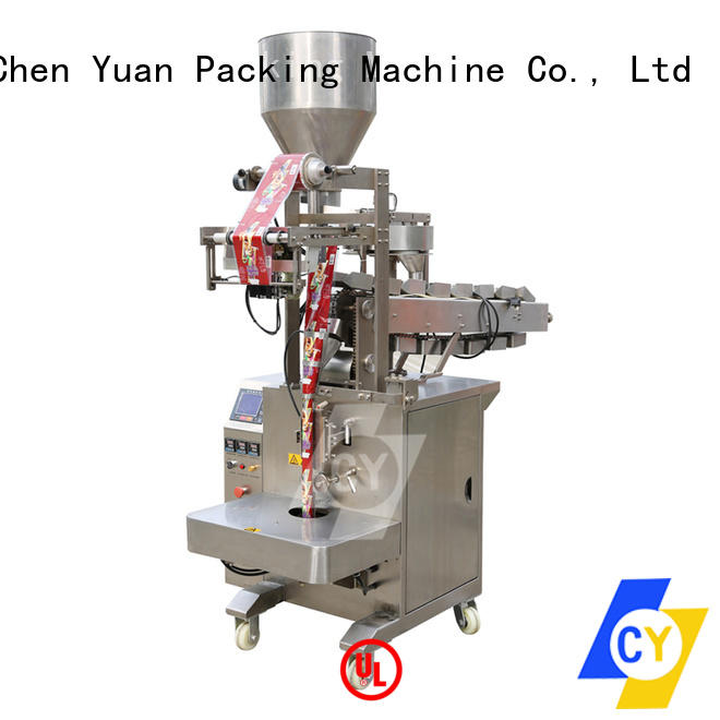 ChenYuan multi function form fill and seal machine on sale for measuring