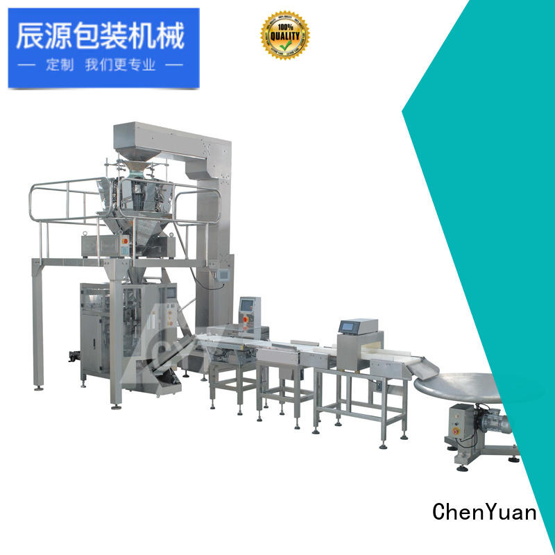 automatic vertical form fill and seal machines manufacturer for filling