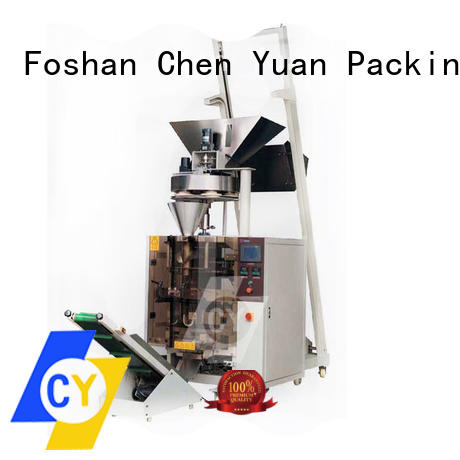 ChenYuan multiheads bagging machine series for measuring
