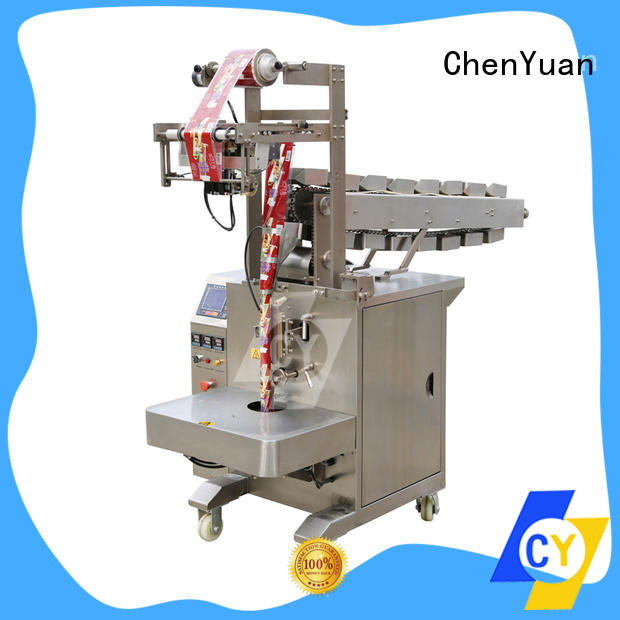 select form fill and seal machine semiautomatic for sealing ChenYuan