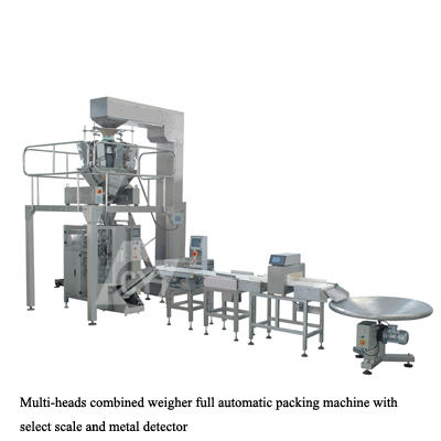 ChenYuan precise pouch packing machine online for counting-2