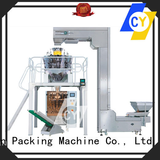 automatic packaging machine foodpeanutseed manufacturer for measuring