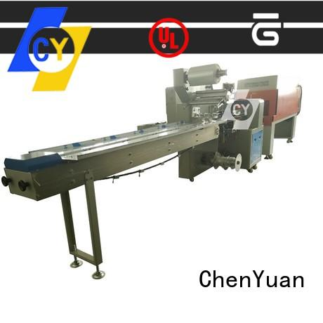 electric industrial shrink wrap machine cy350 wholesale for stainless steel for pipe