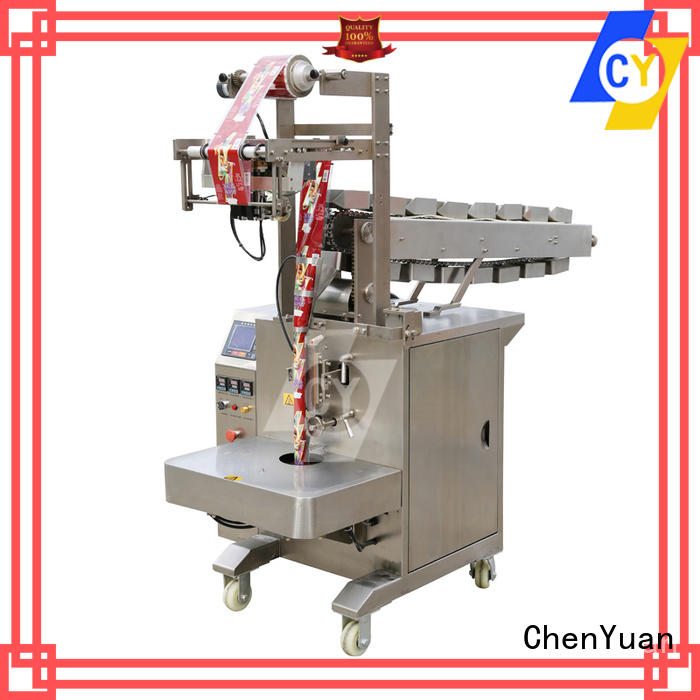 ChenYuan automatic bagging machine online for cutting