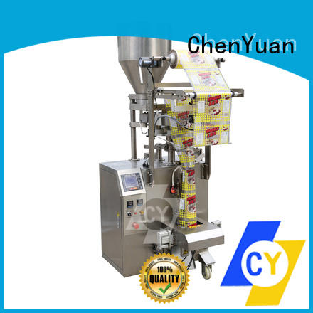 ChenYuan weighervolumetric vertical form fill seal machine on sale for counting