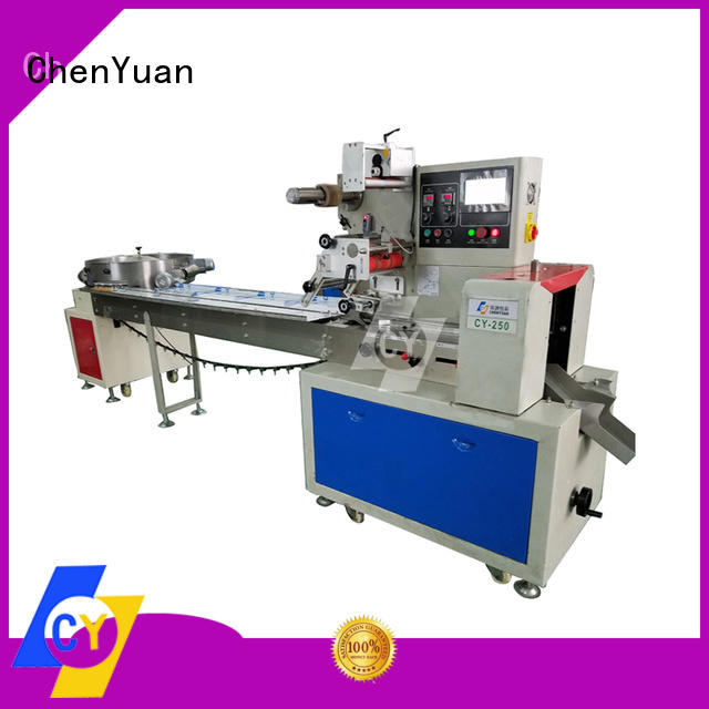 ChenYuan professional wrapping machine series for noodles