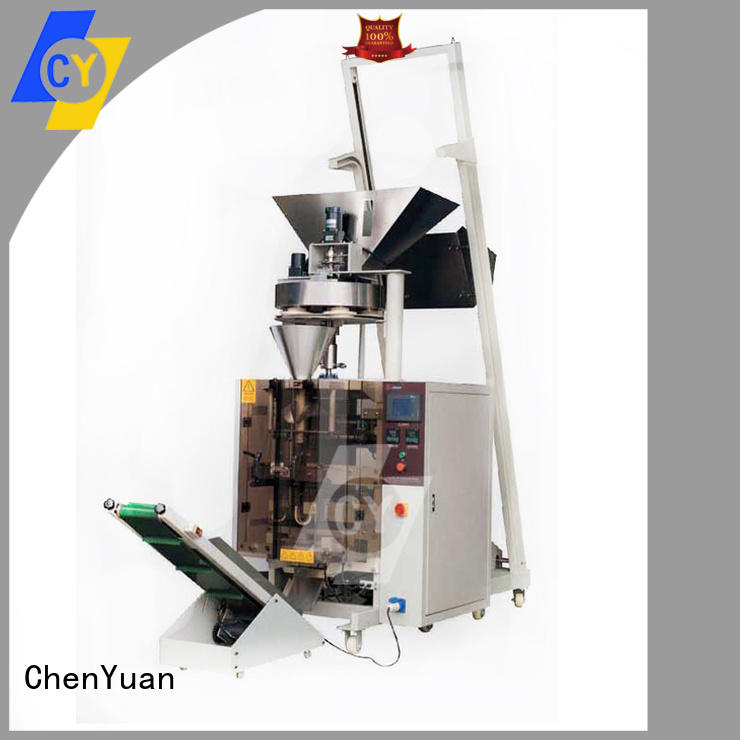 ChenYuan full packaging machine manufacturer for filling