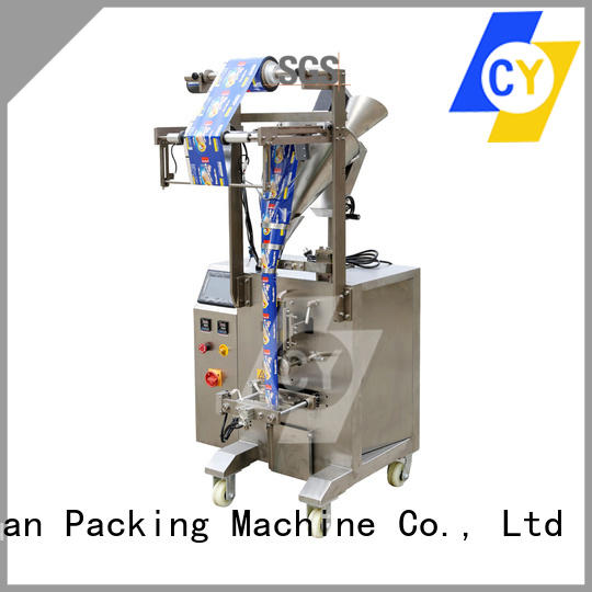 ChenYuan durable vertical form fill seal machine and methods packing for measuring