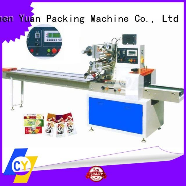 ChenYuan vegetables flow pack machine series for tortillas