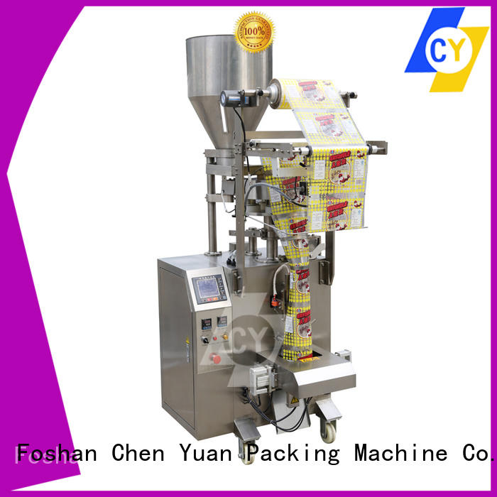 ChenYuan flour packaging machine manufacturer for filling
