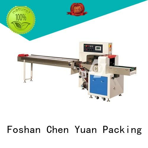 Wholesale cy250b flow wrapper for sale ChenYuan Brand