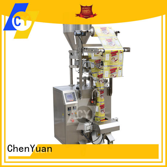 precise pouch packing machine puffed online for cutting