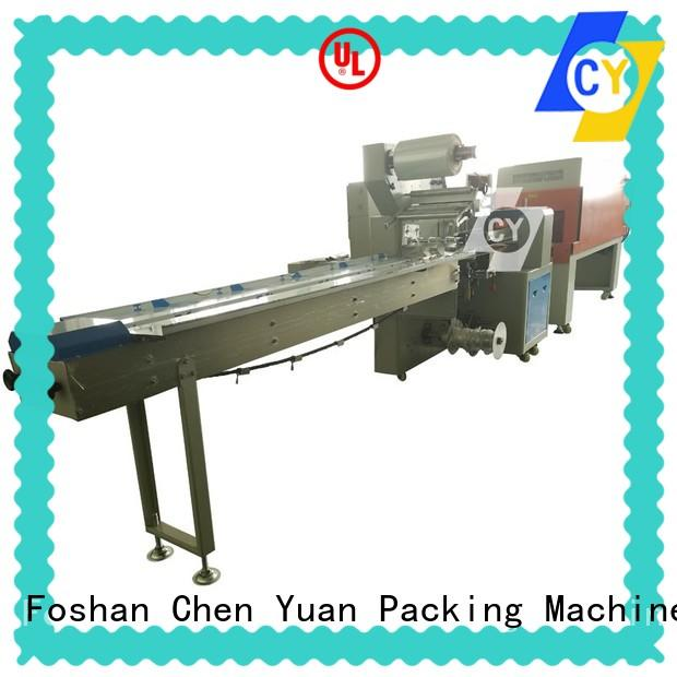 technical shrink wrap packaging automatic personalized for stainless steel for pipe