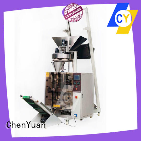 ChenYuan multi function vertical packing machine on sale for counting