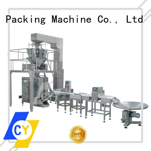 ChenYuan precise pouch packing machine online for counting
