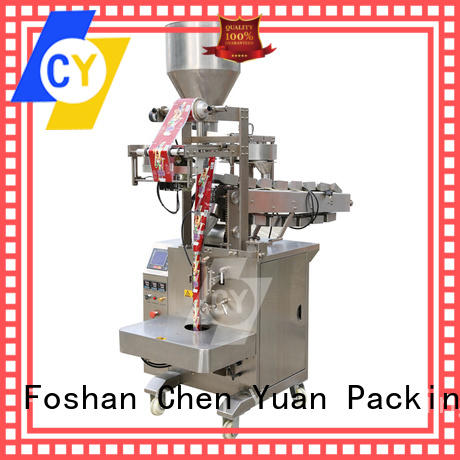 ChenYuan machinemultimaterials filling and sealing machine series for sealing